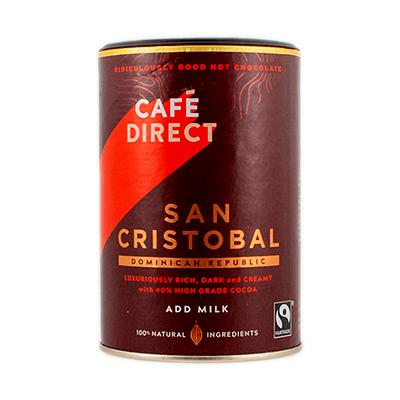 Czekolada San Cristobal - Cafe Direct 250 g.
