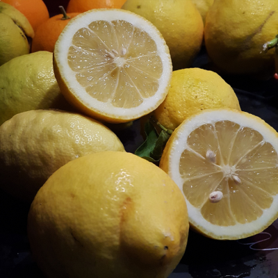 Ekologiczne owoce cytryny 1 kg