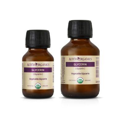 Organiczna Gliceryna Kosmetyczna (100% roślinna)
