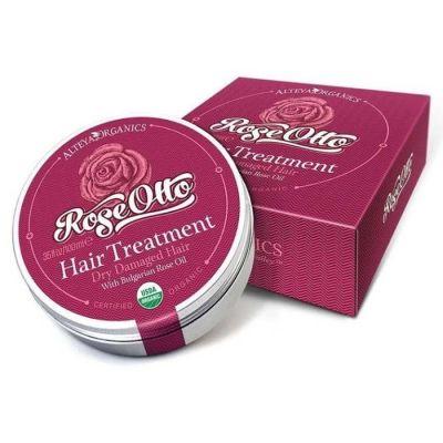 Kuracja do włosów suchych i zniszczonych Rose Otto 40 ml
