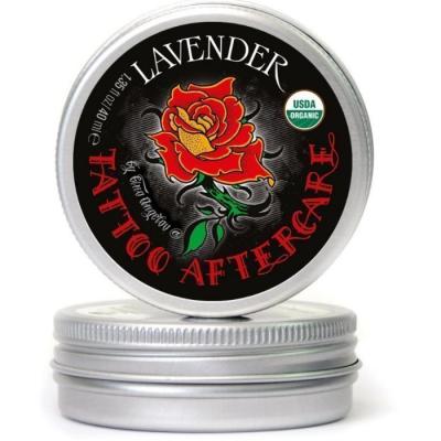 Ekologiczna maść do pielęgnacji tatuażu - Lavender 20 ml