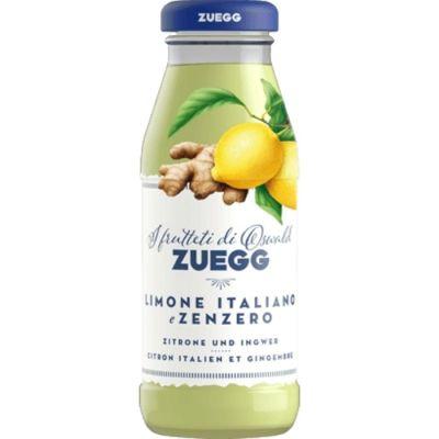 Napój owocowy z cytryną i imbirem Zuegg 200 ml