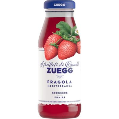 Nektar truskawkowy Zuegg 200 ml