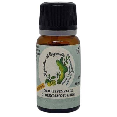Olejek eteryczny z bergamotki - BIO 10 ml