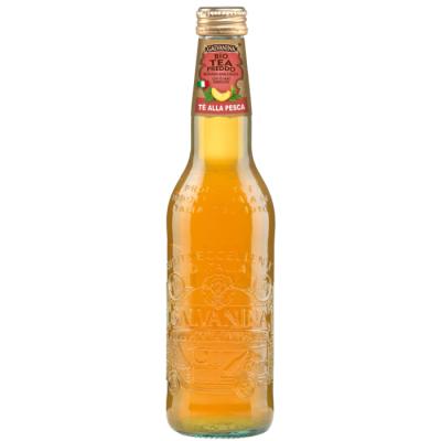 Galvanina Bio Herbata z brzoskwinią 355 ml