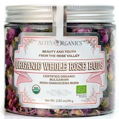 Ekologiczna herbata z pąków róży damasceńskiej 80 g
