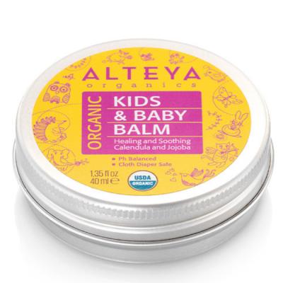 Ekologiczny balsam do delikatnej skóry dziecka 40 ml