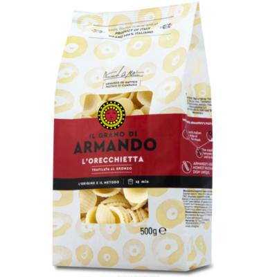 Włoski makaron Armando - Orecchiette  500 g