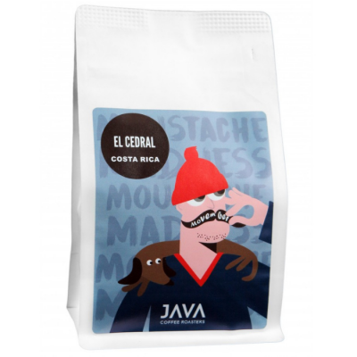 Kawa Java Coffee - Kostaryka El Cedral 250 g