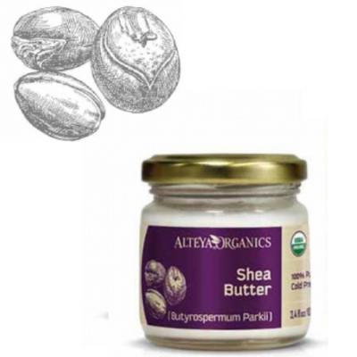 Masło shea - BIO 100 ml
