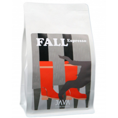 Kawa Java Coffee - Tanzania Fall Espresso 250 g