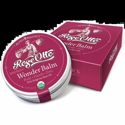 Różane masło do ciała - Wonder Balm