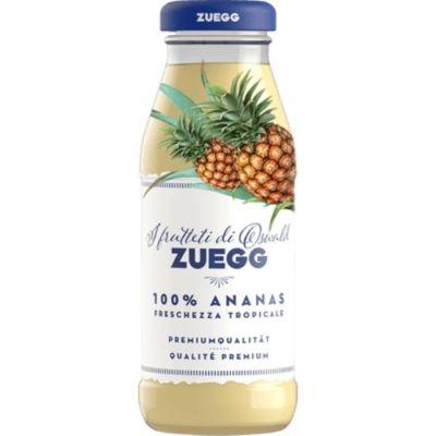 Sok ananasowy 100% Zuegg 200 ml