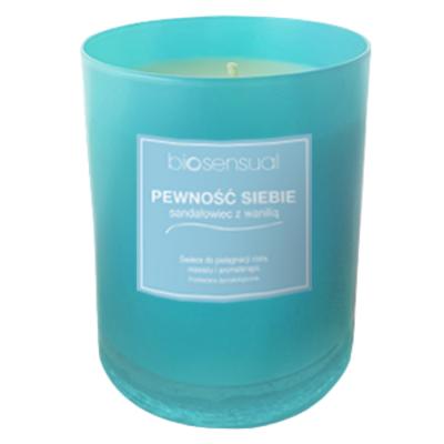 Świeca zapachowa Biosensual - Pewność siebie 170 g