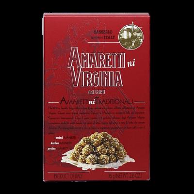 Ciastka Amaretti Virginia kruche migdałowe 75 g