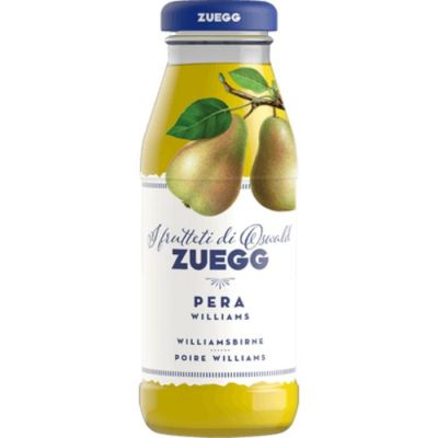 Nektar gruszkowy Zuegg 200 ml