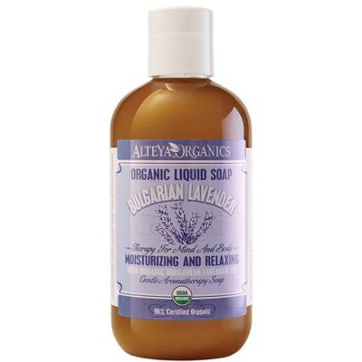 Ekologiczne lawendowe mydło w płynie 250 ml