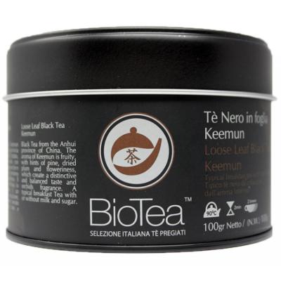 Czarna herbata liściasta Keemun 100 g sypana