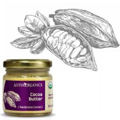 Masło kakaowe - BIO 100 ml
