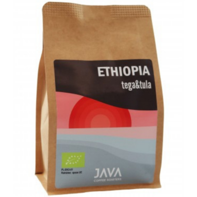 Kawa Java Coffee - Etiopia Tege & Tula 250 g