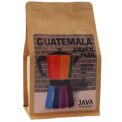 Kawa Java Coffee - Gwatemala Santa Rosa 250 g