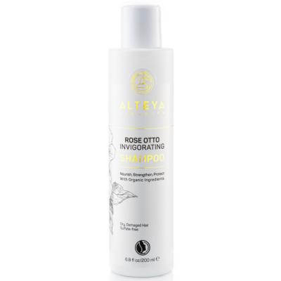 Naturalny szampon odżywczy - Rose Otto 200 ml