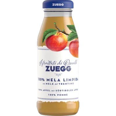 Sok jabłkowy 100% Zuegg 200 ml