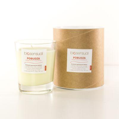 Świeca zapachowa Bergamotka & Pomarańcza