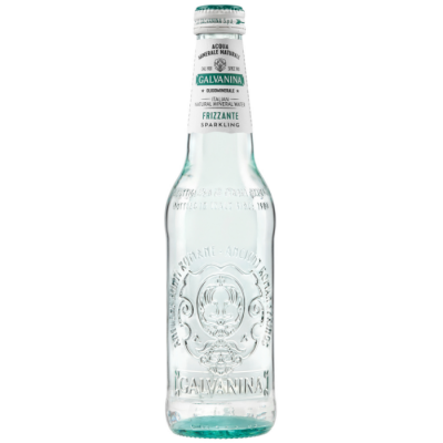 Naturalna woda mineralna Galvanina - gazowana