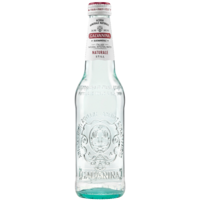 Naturalna woda mineralna Galvanina - niegazowana