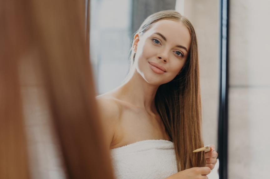 Jak ograniczyć wypadnie włosów?